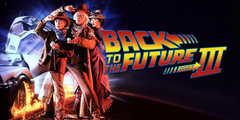 Back to the Future   Around the World in 80s Movies Podcast